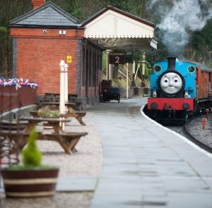 Day out with Thomas at Llangollen Railway