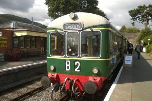 1960s Weekend at Llangollen Railway