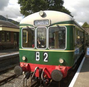 1960s Weekend at Llangollen Railway