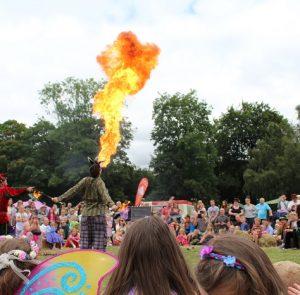 The Legendary Llangollen Faery Festival