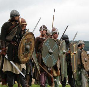 Battle of Crogen medieval weekend