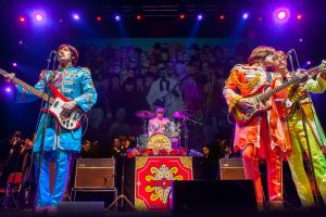 The Bootleg Beatles at William Aston Hall