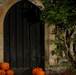 Pumpkin Carving at Chirk Castle
